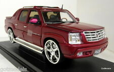Ertl 1/18 escala 33917 Cadillac Escalade Ext paseos en revista Exclusivo Toys R Us