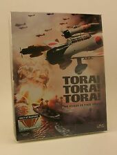 STEELBOOK Blufans Tora! Tora! Tora! New Region C