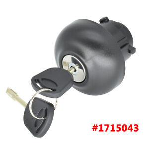 New Locking Fuel Cap Petrol + Two Keys For Ford Transit MK7 2006-2018 / 1715043