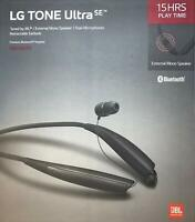 LG Tone HBS-835S Ultra Bluetooth Wireless Stereo Headset - Blue (Open Box)