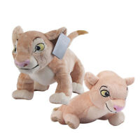 Disney The Lion King Nala  Baby Simba Stuffed Plush Toys
