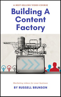 Building A Content Factory Russell Brunson MP4 Video Course Digital Download
