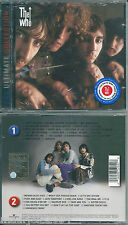 The Who. Ultimate Collection (2002) 2CD NUOVO SI My Generation. Behind Blue Eyes