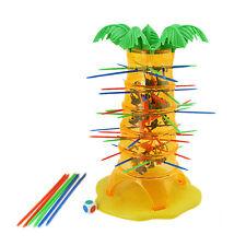 Funny Monkey Climbing Board Game Kids Falling Tumbling Educational Toy Set