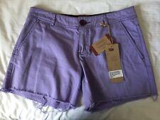 Ladies Onitsuka Tiger Mauve Shorts (Made by Asics) Sz 10 NWT