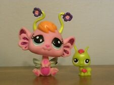 Littlest Pet Shop LPS #2614 Fairy #2615 Garden Fairies