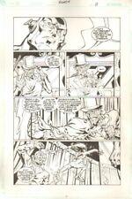 Flash #952 p.11 - Evil Magician vs. Wally West & Impulse - art by Jason Johnson
