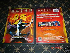 JAPANESE MANGA/ANIME Reign the Conqueror Vol. 2: Obsession EP 5-7 RETIRED DVD