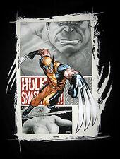 Marvel/DC: WOLVERINE SLICES T-Shirt (M) - 40% OFF, SALE