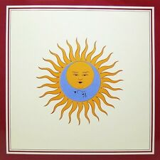 King Crimson LARKS' TONGUES IN ASPIC 200g REMASTERED New Sealed Vinyl Record LP