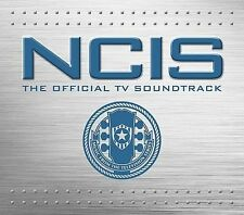 NEW! NCIS: The Official TV Soundtrack by Various Artists [CD, 2-Disc Digipak]