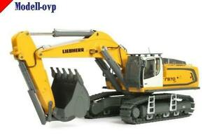 Liebherr R970 SME Excavator WSI Models wsi 04-1047