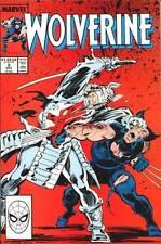 Wolverine Vol. 2 (1988-2003) #2