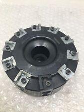 4 100mm Sandvik Ra2608 100r32 12h Fl Auto Af Adjustable Face Mill Cutter