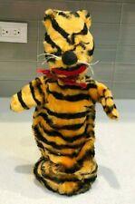 Vintage Gund Old Rare Tigger Tiger hand puppet Winnie The Pooh Disney GUC
