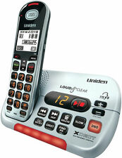 UNIDEN SSE-35 DIGITAL CORDLESS PHONE IDEAL 4 HEARING IMPAIRED VISUAL PROBLEMS