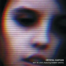 """Crystal Castles - Not in Love (feat. Robert Smith), 7"""", 10th Anniversary Edition"""