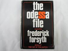 The Odessa File and The Dogs of War- Frederick Forsyth