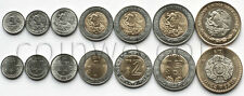 Mexico 7 coins set 2016-2017 (#3421)