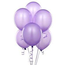 """100 PZ 12"""" Colore Viola Lattice Palloncini Festa Decorazioni Compleanno Celebrazioni"""