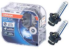 2x OSRAM D2S Xenarc COOL BLUE Intense Brenner 66240CBI NEU Xenon Scheinwerfer