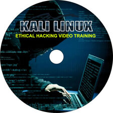 Ethical Hacking Using Kali Linux From A to Z Video Tutorial DVD Training