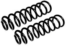 2x Mercedes Benz Cls C219 Cls 320 350 Front Coil Springs 2004-2016