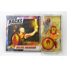Boss Fight Studio Vitruvian HACKS Helios Warrior Action Figure