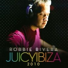 Juicy Ibiza 2010 (Mixed By Robbie Rivera) by Robbie Rivera (Dance) (CD, Jul-2010