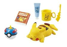 Re-Ment PokeMon Welcome to Pikachu Room Set # 8 Relax time