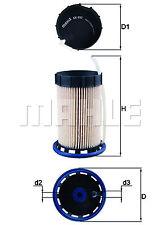 Mahle KX492 Fuel Filter for Audi A3 Seat Skoda VW Golf Passat OE 5Q0127177C