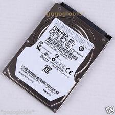 """Utilizzo TOSHIBA mk5059gsxp 500 GB a 5400 RPM 2.5 """"SATA 8 MB HDD Dischi Rigidi"""