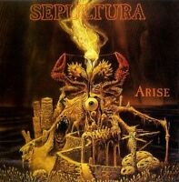 SEPULTURA arise (CD, album, remastered) thrash, death metal RR 8763-2 roadrunner