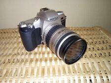 pentax Kamera, slr , Analoge, profi camera auto/manual focus 35mm