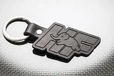 Lancia HF INTEGRALE Leather Keyring, Keychain Schlüsselring Porte-clés EVO Delta