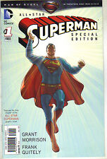All Star Superman #1 Special Edition Released For Man of Steel DC Comics