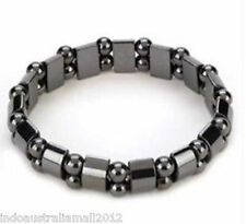 10 x Magnetic Hematite Bracelet for Arthritic Pain and Blood Pressure (IMB005)