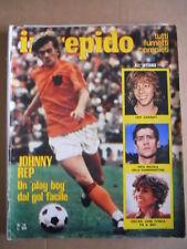 INTREPIDO n°15 1980 Johnny Rep Leif Garrett Nicola Ripa Jane Fonda  [G486]