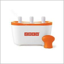 Zoku Triple Quick Pop Maker Freeze Pops In 9 Minutes Makes 9 Pops Free Shipping