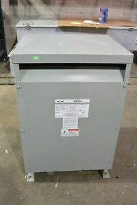 Federal Pacific T4T45  45 KVA 3 Phase Dry Transformer 480 to 208y/120 volt