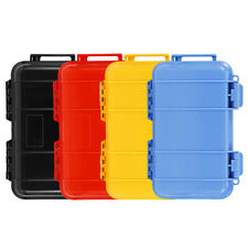 Shockproof Waterproof Outdoor Survival Container Plastic Storage Cases Carry Box