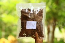 30g Organic Dried Catappa indian almond leaves for shrimp, betta fish aquarium