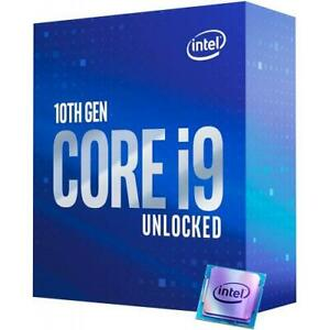Intel Core i9-10850K Desktop Processor - 10 cores & 20 threads - Up to 5.20 GHz