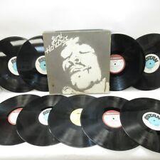 Jimi Hendrix 10 LP Box Set - 9 LP Records 1 Missing / Astan Musidisc Q10 50082
