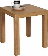 Home Decor Wooden Furniture Occasional Side Tea Coffee Square Table End Table