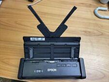 Epson WorkForce DS-360W Mobiler Scanner mit Wi-Fi und Akku (B11B242401)