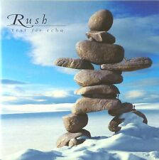 CD - Rush - Test For Echo - A261
