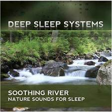 NEW Soothing River: Nature Sounds for Sleep CD