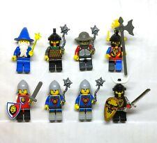 Lego Castle Knights Kingdom 1 Bull Knights, Majisto, Soldiers, FIGURES lot 6091