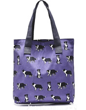 BORDER COLLIE Shopping Beach Bag for Life Handbag Sheepdog Sheep Dog lover gift